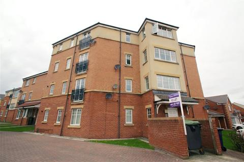 2 bedroom apartment to rent - Ovett Gardens,, St James Village, Gateshead, Tyne and Wear, NE8