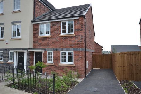 3 bedroom semi-detached house to rent - Waterloo Street, Hanley