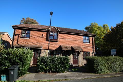 2 bedroom end of terrace house to rent - Chancellor Gardens, South Croydon