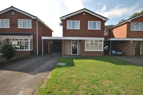 3 bedroom detached house to rent - Pipers Green, Hall Green