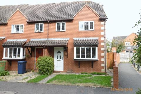 3 bedroom terraced house to rent - The Highgrove, Cheltenham
