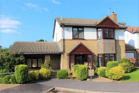 3 bedroom detached house for sale - Amberley Drive, Langland