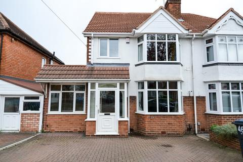4 bedroom semi-detached house for sale - Bradstock Road, Kings Norton, Birmingham, B30