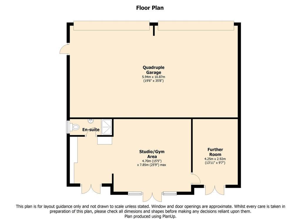 Floorplan 3 of 3: QUADRUPLE GARAGE, STUDIO GYM.jpg