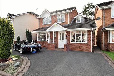 3 bedroom detached house for sale - York Close, Bournville, Birmingham, B30