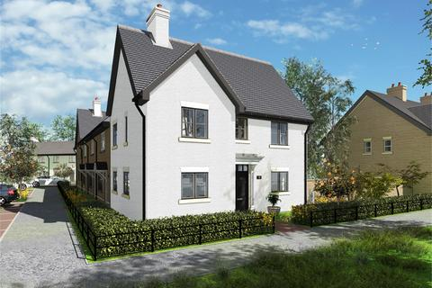 3 bedroom link detached house for sale - Stoneham Lane, Eastleigh, Hampshire, SO50