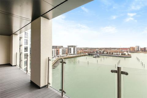 2 bedroom apartment to rent - Alexandra Wharf, 2 Maritime Walk, Ocean Village, Hampshire, SO14