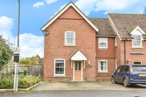 2 bedroom semi-detached house for sale - The Post House, Dever Close, Micheldever, Winchester, SO21