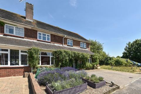 4 bedroom semi-detached house for sale - Roman Way, Barton Stacey, Winchester, Hampshire, SO21
