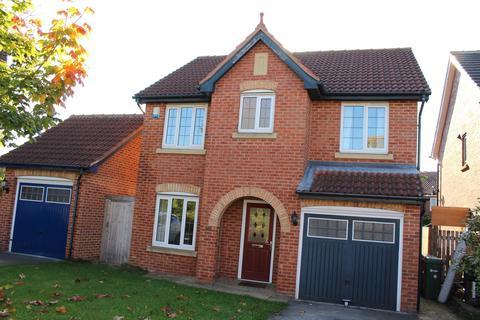 4 bedroom detached house to rent - Redgrave Close, York, YO31 8SX
