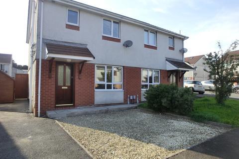 3 bedroom semi-detached house to rent - Clos Cenawon, Cwmrhydyceirw Swansea. SA6 6NE