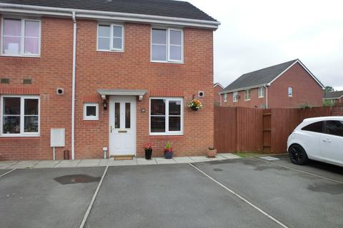 3 bedroom terraced house for sale - Charlotte Court, Cockett, Swansea.SA1 6RF