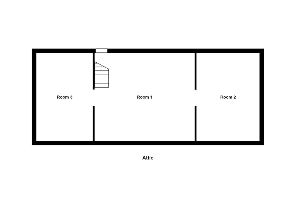 Floorplan 3 of 8: Attic
