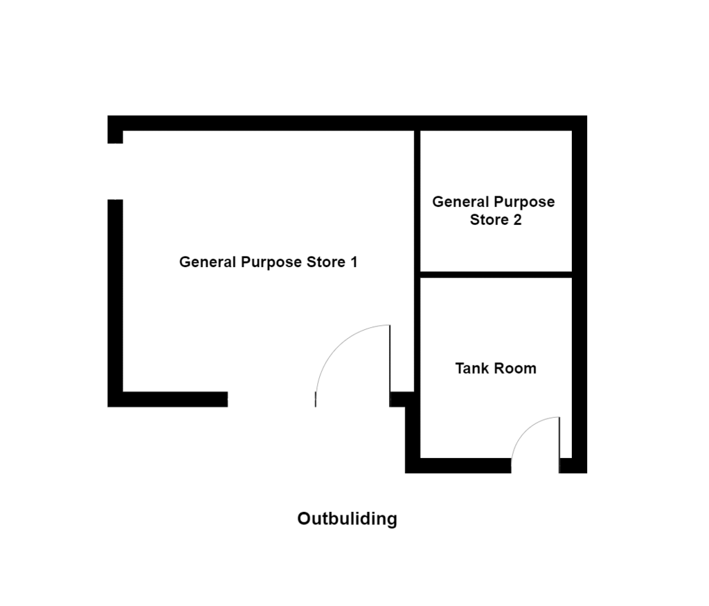 Floorplan 5 of 8: Outbuilding