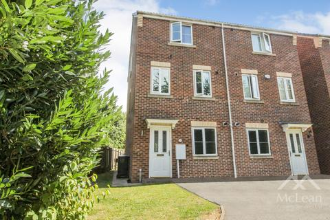 4 bedroom townhouse for sale - Oakland Way, Bilborough, Nottingham NG8