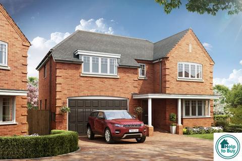 5 bedroom detached house for sale - The Melbury, Woodfield Place, Haunch lane, Kings Heath, Birmingham, B13