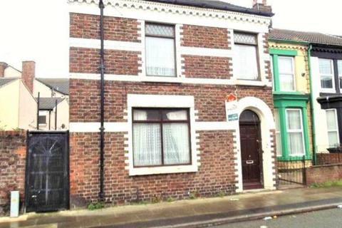3 bedroom end of terrace house to rent - Wordsworth Street, Bootle, L20