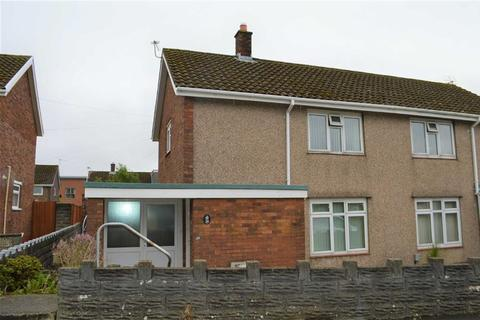 2 bedroom end of terrace house for sale - Heather Crescent, Swansea, SA2