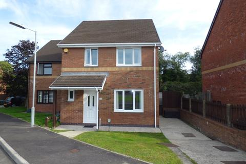 3 bedroom semi-detached house for sale - Clos Aneira, Fforestfach, Swansea, SA5