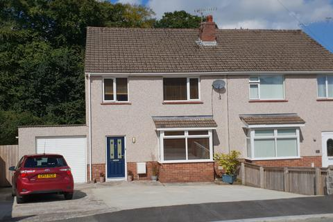 3 bedroom semi-detached house for sale - Woodlands Park, Merlins Bridge