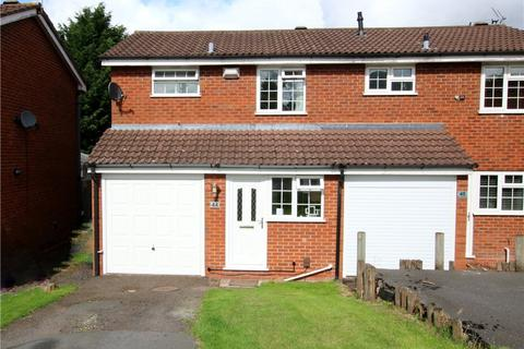 2 Bedroom Semi Detached House For Sale Stoneleigh Close Redditch Worcestershire