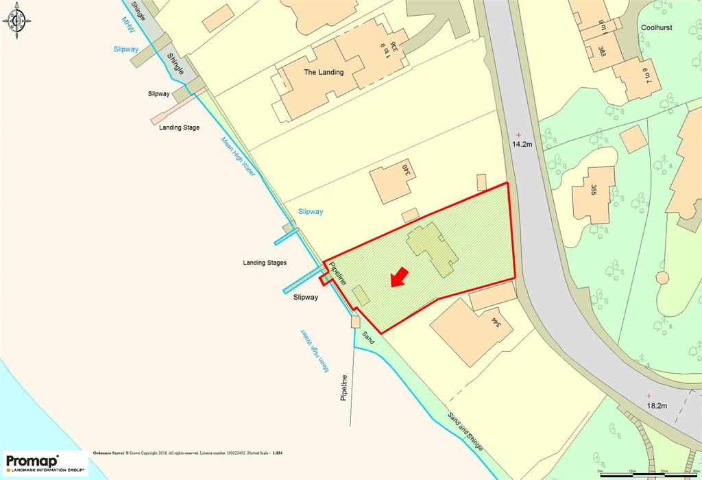 Floorplan 1 of 2: Site Plan