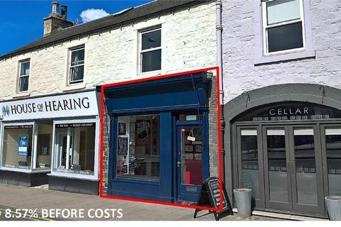 Property for sale - 52 Bank Street, Galashiels, Scottish Borders