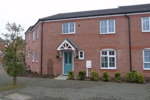 3 bedroom terraced house to rent - Clover Way, Syston