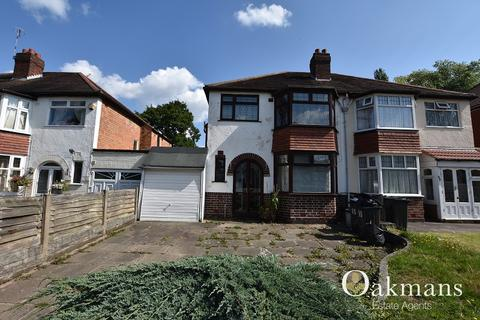 3 bedroom semi-detached house to rent - Bibury Road, Birmingham, West Midlands. B28 0HG