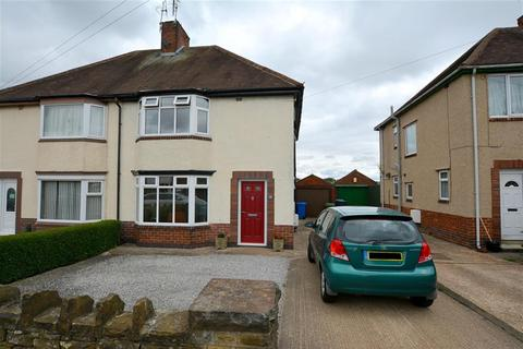 3 bedroom semi-detached house for sale - Newbold Back Lane, Newbold, Chesterfield, S40 4HH