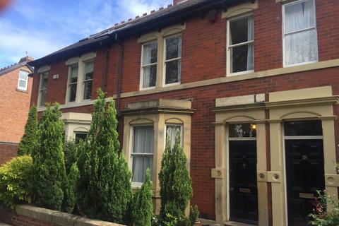 4 bedroom terraced house to rent - Albury Road, Jesmond, Newcastle Upon Tyne, NE2 3PE