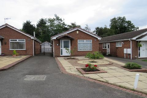 2 bedroom bungalow for sale - Edwalton Court, Bulwell, Nottingham, NG6
