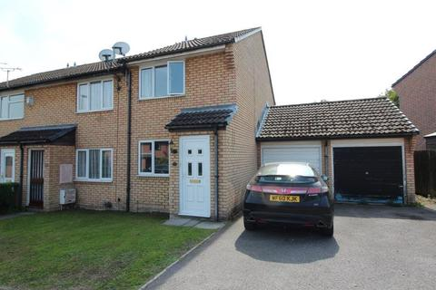 2 bedroom end of terrace house to rent - Frome Road, Chartwell Green SO18