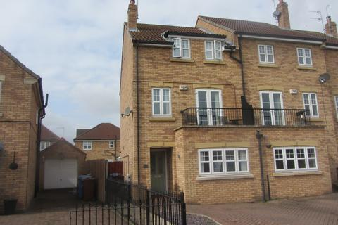 4 bedroom end of terrace house for sale - Salix Court, Hull HU7