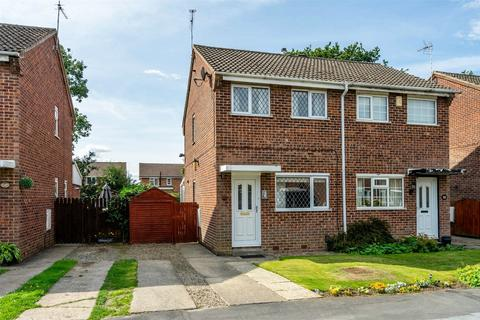 2 bedroom semi-detached house for sale - Skiddaw, Woodthorpe, York