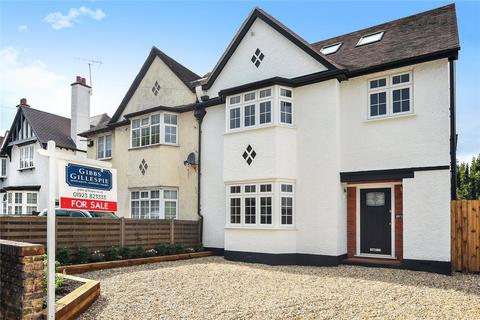 5 Bedroom Semi Detached House For Sale Pinner Road Watford Wd19