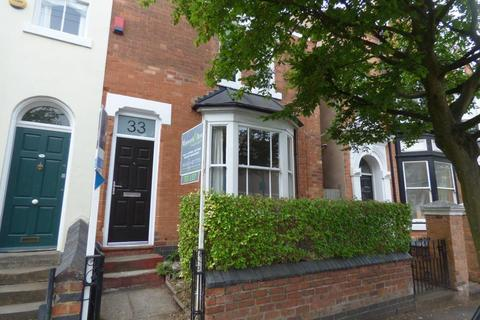 2 bedroom terraced house to rent - Albany Road, Harborne, Birmingham, B17 9JX