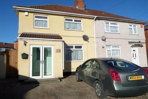 3 bedroom end of terrace house to rent - Hottom Gardens, Horfield, Bristol