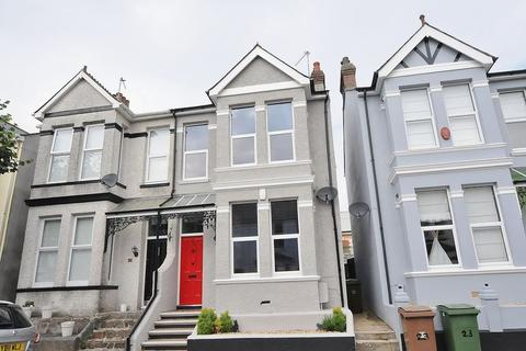 4 bedroom semi-detached house for sale - Forest Avenue, Plymouth. Beautifully presented Peverell Home with a GARDEN.
