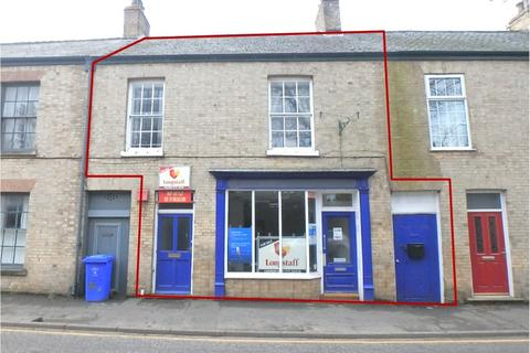 Retail property (high street) for sale - Shop and Flat, High Street ,Swineshead