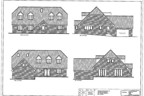 4 bedroom detached bungalow for sale - Propossed Development