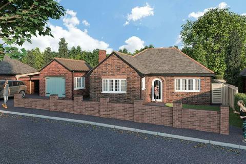 3 bedroom detached bungalow for sale - Greendale Road, Glen Parva, Leicester