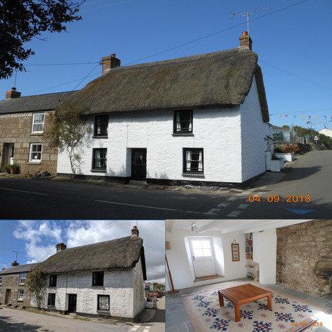 3 bedroom cottage to rent - Vicarage Terrace, Constantine TR11