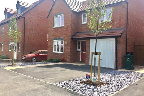 4 bedroom detached house for sale - Kare Road, Wyken, Coventry, West Midlands