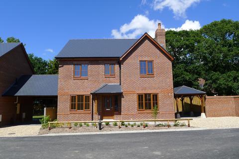 4 bedroom detached house for sale - PLOT 6 - HOPE LODGE, FAREHAM