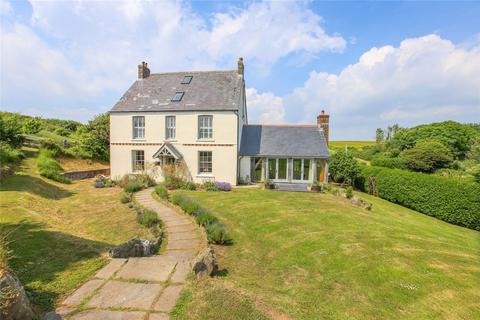 5 bedroom detached house for sale - Broad Downs, Malborough, Kingsbridge, Devon, TQ7