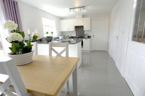 4 bedroom detached house for sale - The Roseberry, Martello Park, Buttermilk Close, Pembroke, Pembrokeshire. SA71 4TN