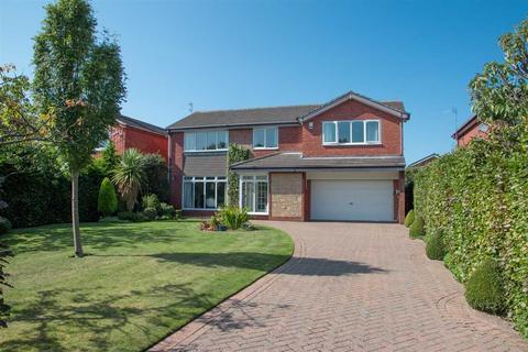 5 bedroom detached house for sale - Romford Close, Barns Park, Cramlington