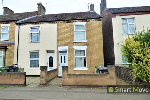 3 bedroom end of terrace house for sale - Gladstone Street, Peterborough, Cambridgeshire. PE1 2BP