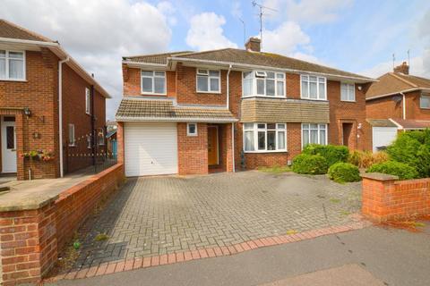4 bedroom semi-detached house for sale - Fallowfield, Icknield, Luton, Bedfordshire, LU3 1UL